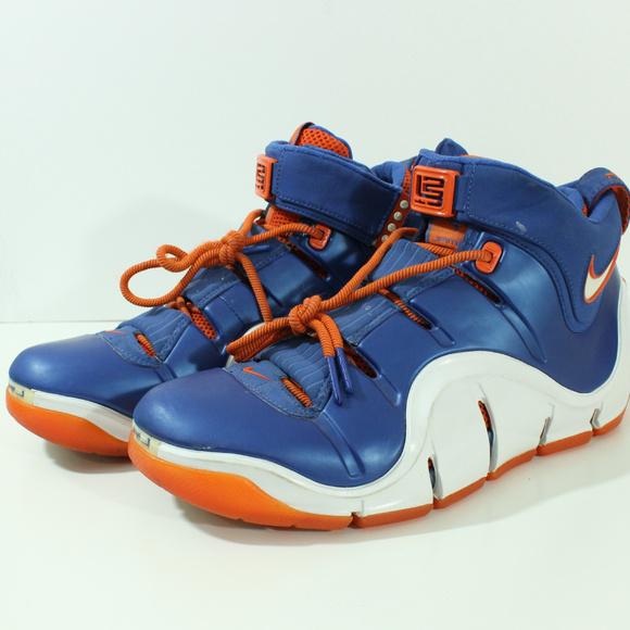 779a97031280 Nike Zoom Lebron IV 4 Birthday Knicks 314647-511. M 5b4bb5302beb796a195ca096